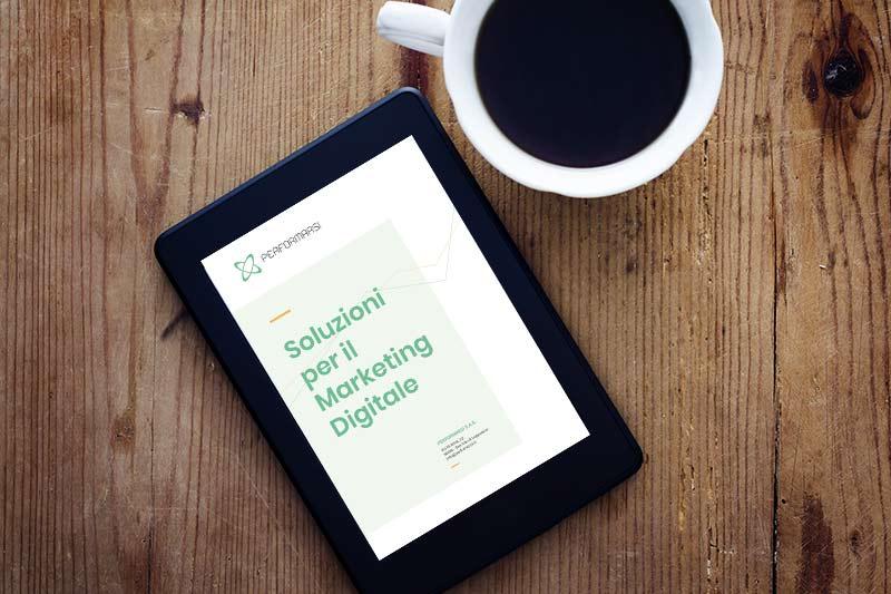 Soluzioni per il marketing digitale